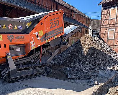 Bauschutt Transport Neukirchen